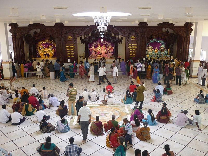 ISKCON Chennai Inauguration