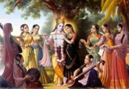 Rādhāṣṭamī – Appearance Day of Śrīmatī Rādhārāṇī